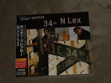 Randy Brecker 34th N Lex Japan CD Michael Brecker Ada Rovatti