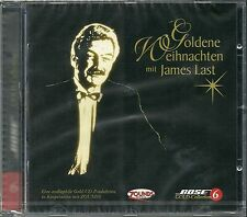 Last, James Goldene Weihnachten 24 Karat Bose Zounds Gold CD Neu OVP Sealed C. 6