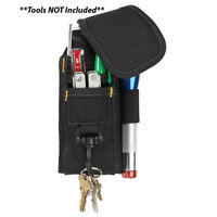 CLC 1105 5 Pocket Cell Phone & Tool Holder