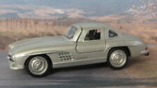 MERCEDES BENZ 300SL 1:64 (Grey) Norev Passenger Diecast Sports Car