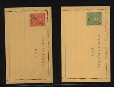 Portugal    Timor   2  postal  letter cards  unused       MS1130