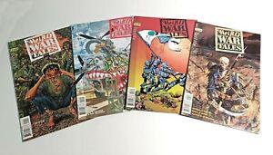 Weird War Tales #1-#4 Complete Lot! Vertigo / DC 1997 For Mature Readers LN/NM!