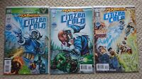 Flashpoint: Citizen Cold #1-3 full set. DC comics