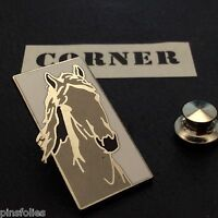 Pin's Folies Corner animal Cheval horse  port offert free shipping