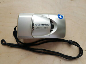 Olympus Mju III 115 35mm Compact Point & Shoot Film Camera