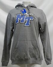 Middle Tennessee ncaa Blue Raiders Women's Hooded Sweatshirt Pullover