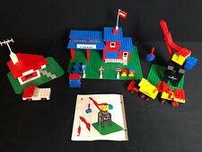 Lego 355-1 classic LegoTown Center Set with Roadways von 1972