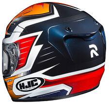 HJC RPHA-10 PRO Elsworth Snell M2015 Motorcycle Helmet Orange LG Large RPHA 10