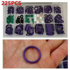 225Pcs Boxed Mixed O-ring Seal A/C Gaskets For Car Air Conditioning Compressor