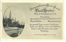 Architektur/Bauwerk Zwischenkriegszeit (1918-39) Ansichtskarten aus Wien