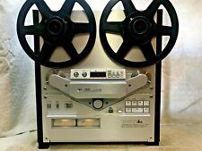 Akai Gx-747Dbx Professional Auto-Reverse Stereo Reel-To-Reel Tape Recorder