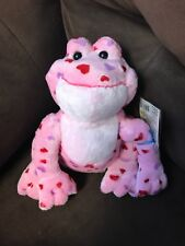 Webkinz Lot of 6 Love Frogs Unused Tags Party Favors Sweetest Day Valentines