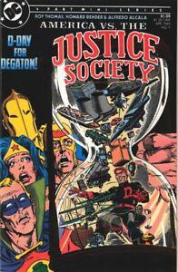 DC America vs The Justice Society 4
