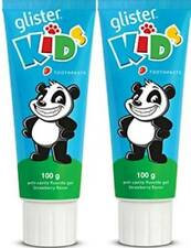2 X  Amway Glister Kids Toothpaste (100g X 2 =200g) ||Free Shipping