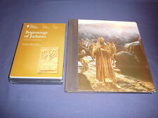 Teaching Co Great Courses  CDs          BEGINNINGS OF JUDAISM        new + BONUS