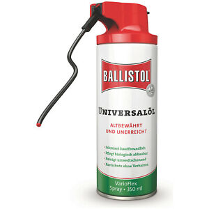 madein-germany.de Neuheit 2019 -  BALLISTOL Universalöl VarioFlex 350 ml  Öl