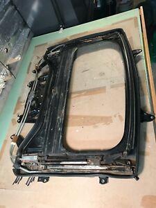 88-91 OEM Honda CRX Sunroof Frame Track Assembly Powered Panel Frame