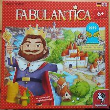 Fabulantica - Nominiert Kinderspiel des Jahres 2019 - Pegasus Spiele