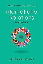 International Relations by Stephanie Lawson (Paperback, 2017)