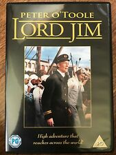 Pete O'Toole James Mason LORD JIM ~ 1965 Joseph Conrad Drama Classic UK DVD