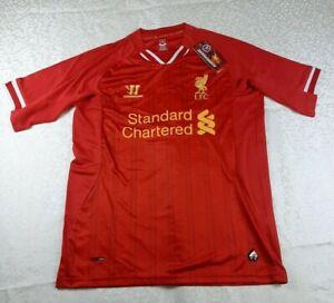 Authentic 2013-14 Luis Suarez #7 Jersey Soccer LFC - Liverpool FC - M - (NWT)