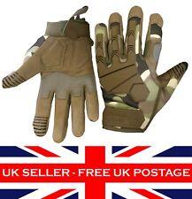 Tactical Assault Gloves MTP Multicam ATP Military Cadet Airsoft Skirmish Alpha