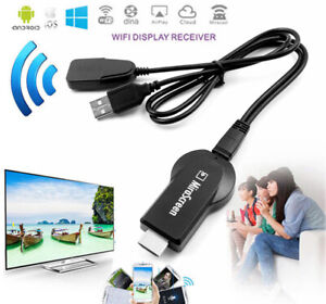 WiFi HDMI Adapter for iPad iPhone iOS Xiaomi Huawei LG Sony Android Phone to TV