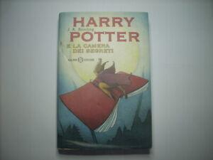 Harry Potter e la camera dei segreti - Salani - rilegato