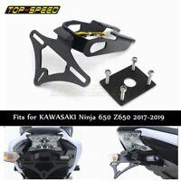 Kawasaki Ninja 650 Z650 fender eliminator,Tail tidy,Alastor turn signals inc.