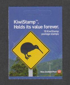 New Zealand - 2011, Birds, Kiwi Booklet - Self Adhesive - SG 3269/73