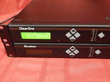 Lot of 2  Gentner / Clear One GT1524 Single Channel Echo Canceller