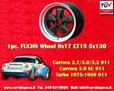1 cerchio  Porsche Fuchs 911 9x17 ET15 TÜV Teilegutachten wheel 1 Felge jante