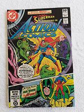 Action Comics #514 (Dec 1980, DC) Vol #43 Fine+