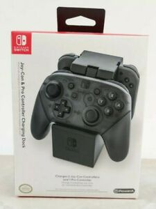 Joy-Con & Pro Controller Charging Dock for Nintendo Switch by PowerA  1502279-01