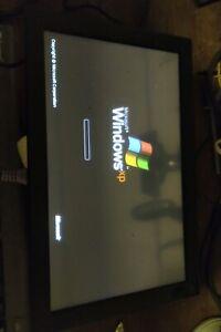 "INDUSTRIAL PC AMD GEODE, LEXAR HDD, AVALUE FPC, Windows, touchscreen 8,9"""