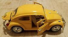 1966 Volkswagen Beetle Classic Model Car 6½ x 2½  1/24 Die Cast