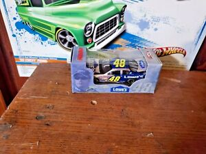 ACTION RACING COLLECTABLES 1/64  JIMMIE JOHNSON #48 LOWE'S 2003 MONTE CARLO