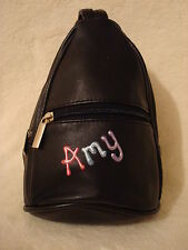 Unbranded Faux Leather Backpack Bags for Girls