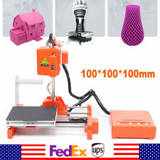 3D Printer EasyThreed 0.1-0.2mm High Precision Desktop DIY 3D Printers for Kids