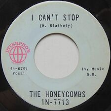 HONEYCOMBS: I Can't Stop GARAGE 45 on INTERPHON rare HEAR IT!