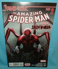 AMAZING SPIDER-MAN #10  SPIDER PUNK Near Mint Free Shipping  SPIDER-VERSE