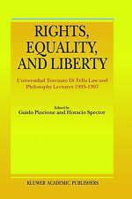 Diritti, uguaglianza e libertà: UNIVERSIDAD torcuato Di Tella Legge e.