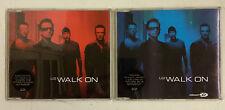 U2 Walk On Cd-Single X 2 UK 2001