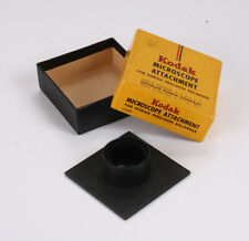 KODAK MICROSCOPE ADAPTER FOR PRECISION ENLARGER, IN DECENT BOX/215740