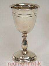 Vaso trofeo masivamente plata 925 Italia para 1960-alfredo algema di Dario