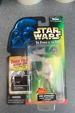 STAR WARS KENNER POTF FREEZE FRAME LUKE SKYWALKER BLAST SHIELD HELMET