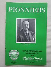REVUE PIONNIERS AERONAUTIQUE 51 WILLIAM BOEING MONOMAIL 247 314 XB.15 CROIX SUD
