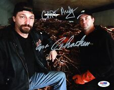 Deadliest Catch Johnathan Andy Hillstrand signed photo / autograph PSA/DNA COA