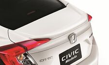 GENUINE OEM REAR TRUNK DECKLID SPOILER FOR HONDA 10TH GEN CIVIC SEDAN 2016 2017