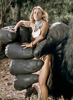 PHOTO KING KONG  - JESSICA LANGE (P1) FORMAT 20X27 CM